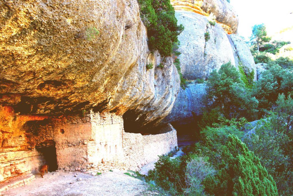 Eremita Sant Bartomeu im Naturpark Serra de Montsant