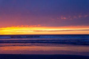 Sonnenuntergang Asilah
