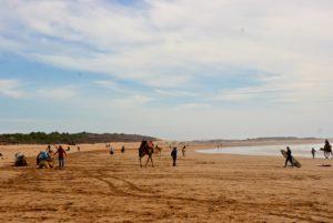 Strand von Essaouira