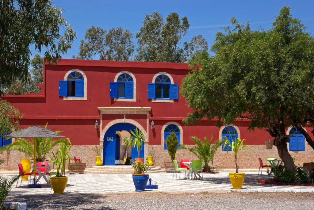 Campingplatz Le Calme in Marokko