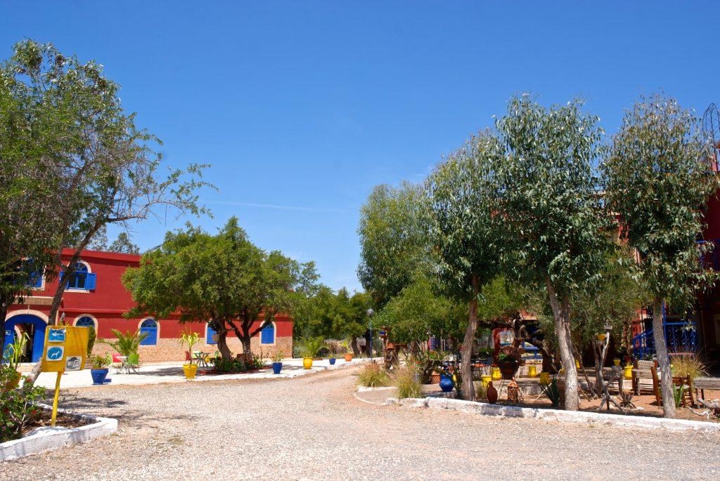 Campingplatz Le Calme geeignet für Marokko mit Hund