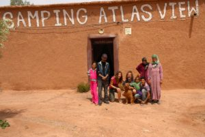 Camping Atlas View in Ait Benhaddou