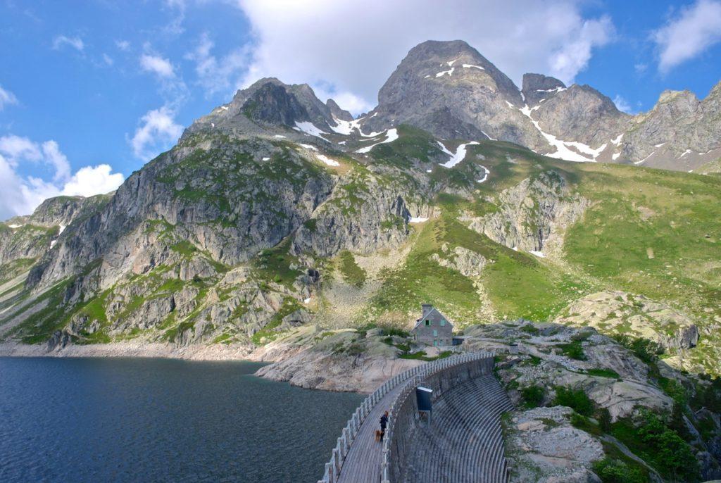 Lac d'Artouste in den Pyrenäen