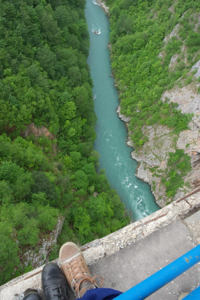 Tara Schlucht in Montenegros Nationalparks