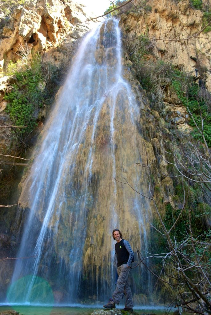 Wandern in Andalusien bis zur Cascada de la Madelena