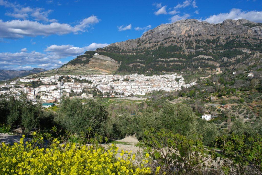 Cazorla, Ausgangspunkt für Wanderungen