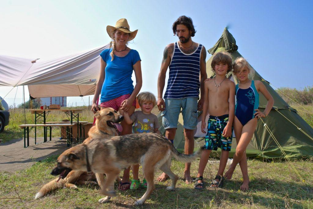 Familienurlaub in Vama Veche