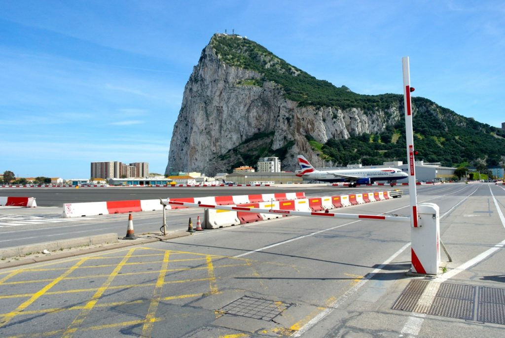 Flugfeld Gibraltar