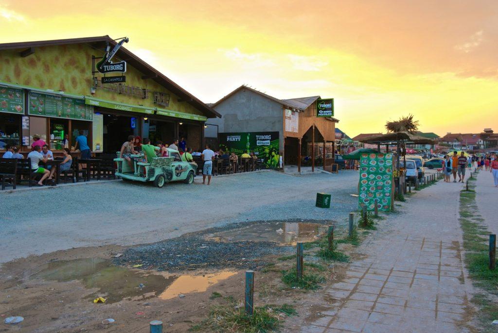 Party-Dorf Vama Veche