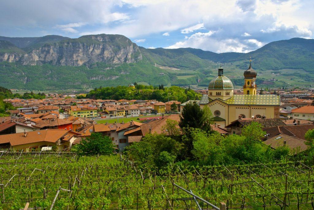 Mezzocorona im Trentino