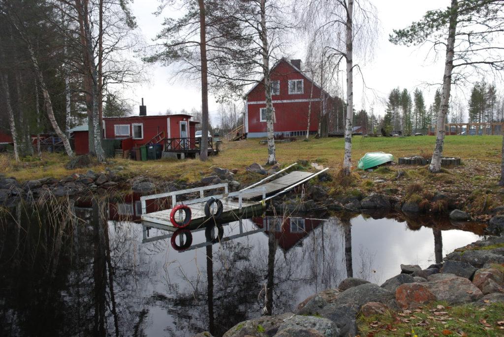 Hof in Miekojärvi