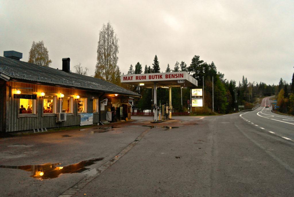 Wildhüterstation Noppikoski