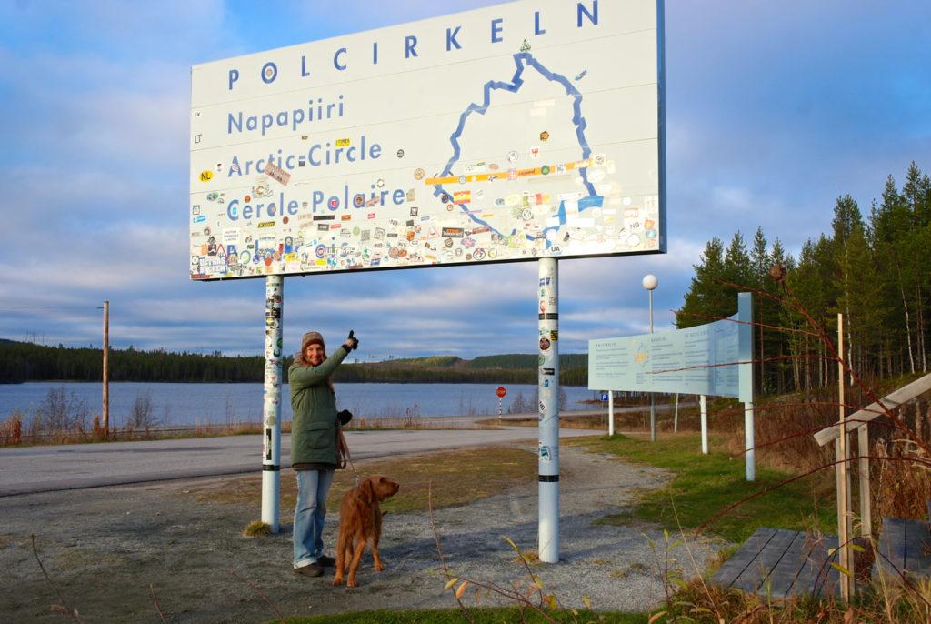 Am Nordpolarkreis