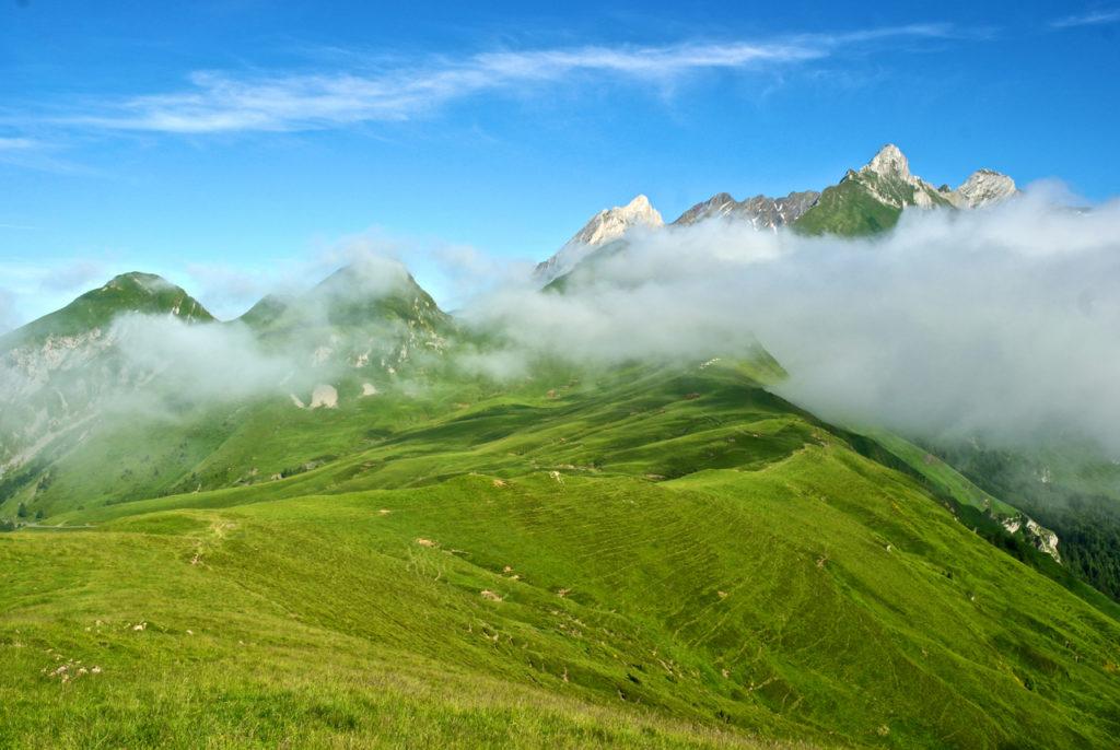 Bergwelt der Pyrenäen