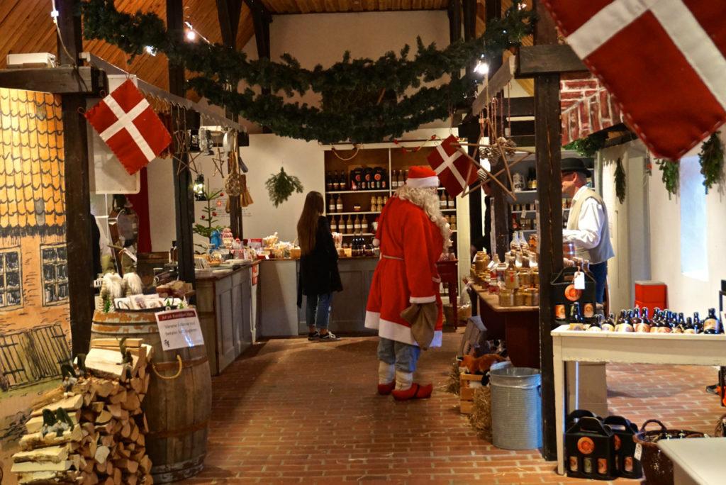 Weihnachtsmarkt Bundsbæl Mølle