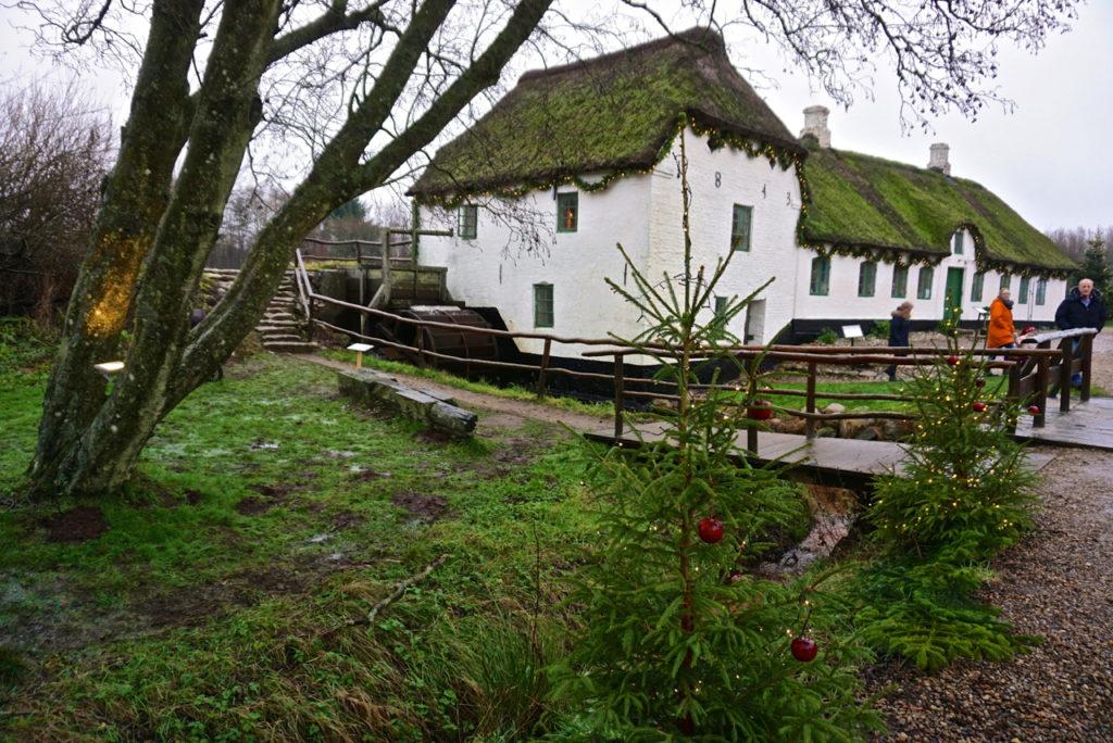 Bundsbæk Mühle in der Weihnachtszeit /// Dänemark mit Hund im Ferienhaus