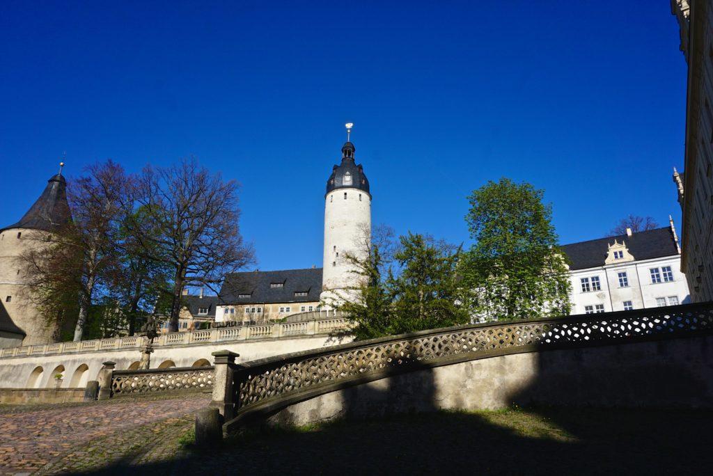 Schlossgelände Altenburg