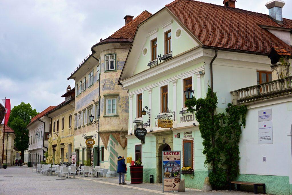 Die Altstadt von Radovljika, tierisch-in-fahrt.de