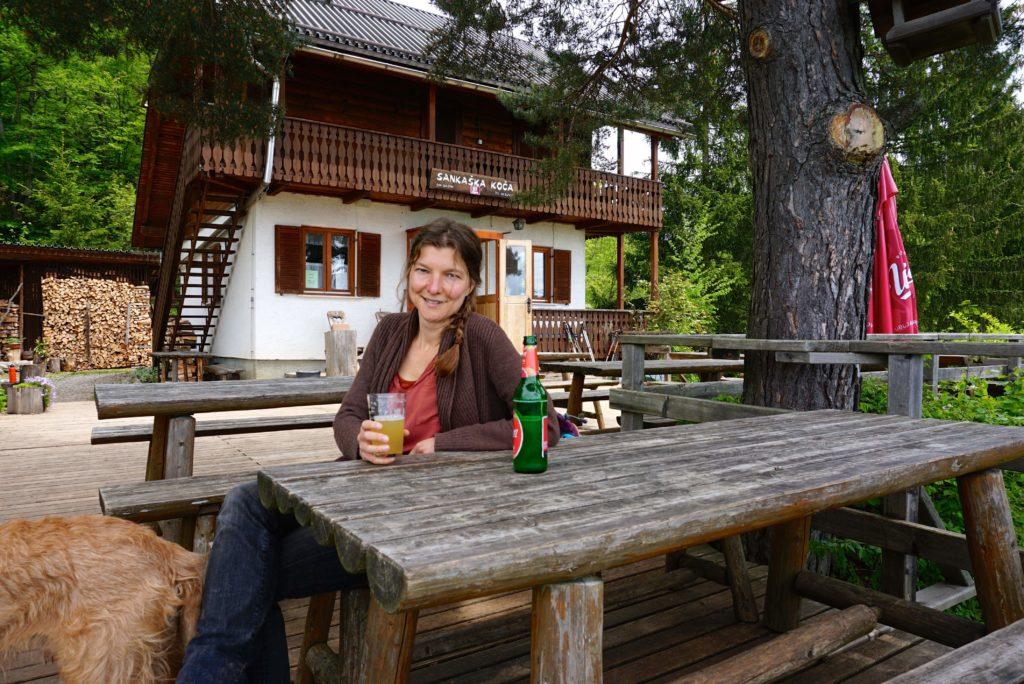 Sankaška Koca bei Begunje, tierisch-in-fahrt.de