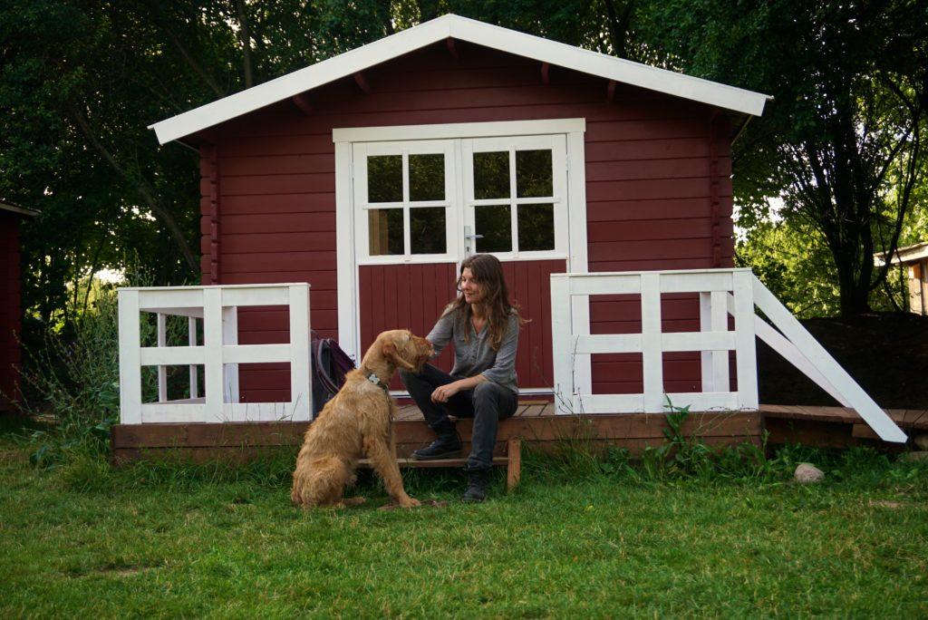 Ferienhütte Arche Warder, tierisch-in-fahrt.de