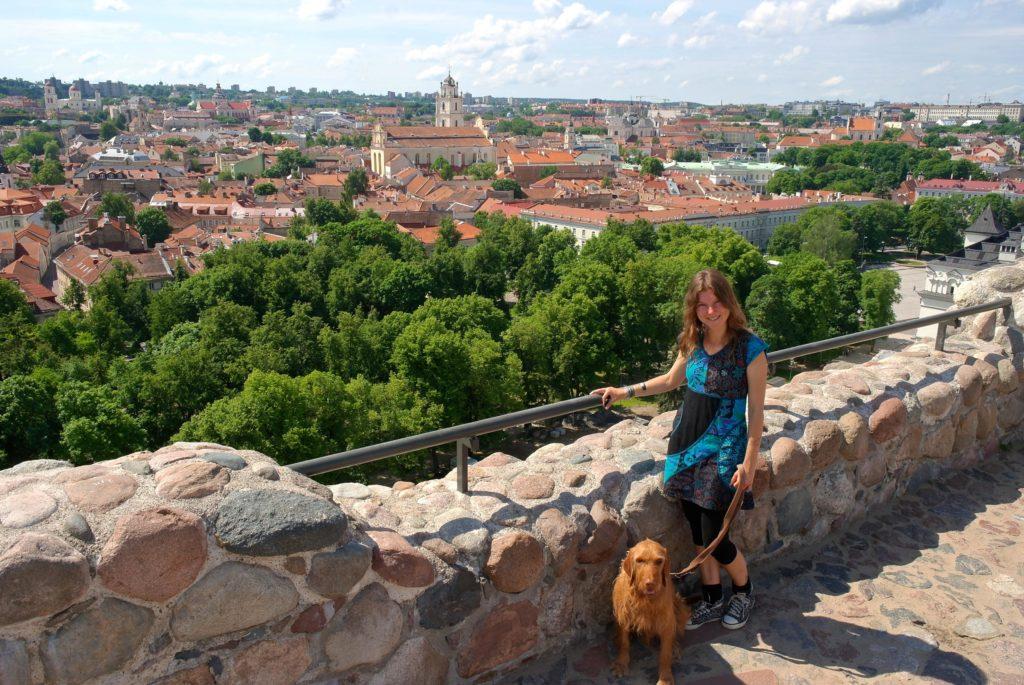 Aussichtspunkt Vilnius_tierisch-in-fahrt.de