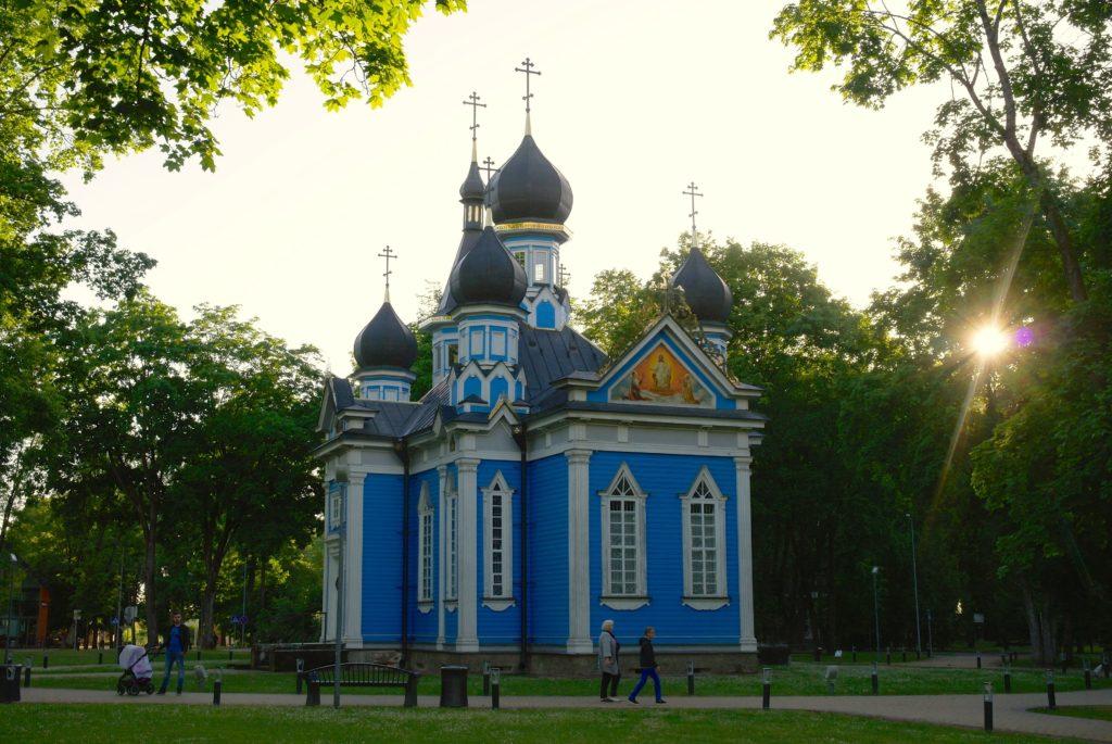 Orthodoxe Kirche in Druskininkai_tierisch-in-fahrt.de