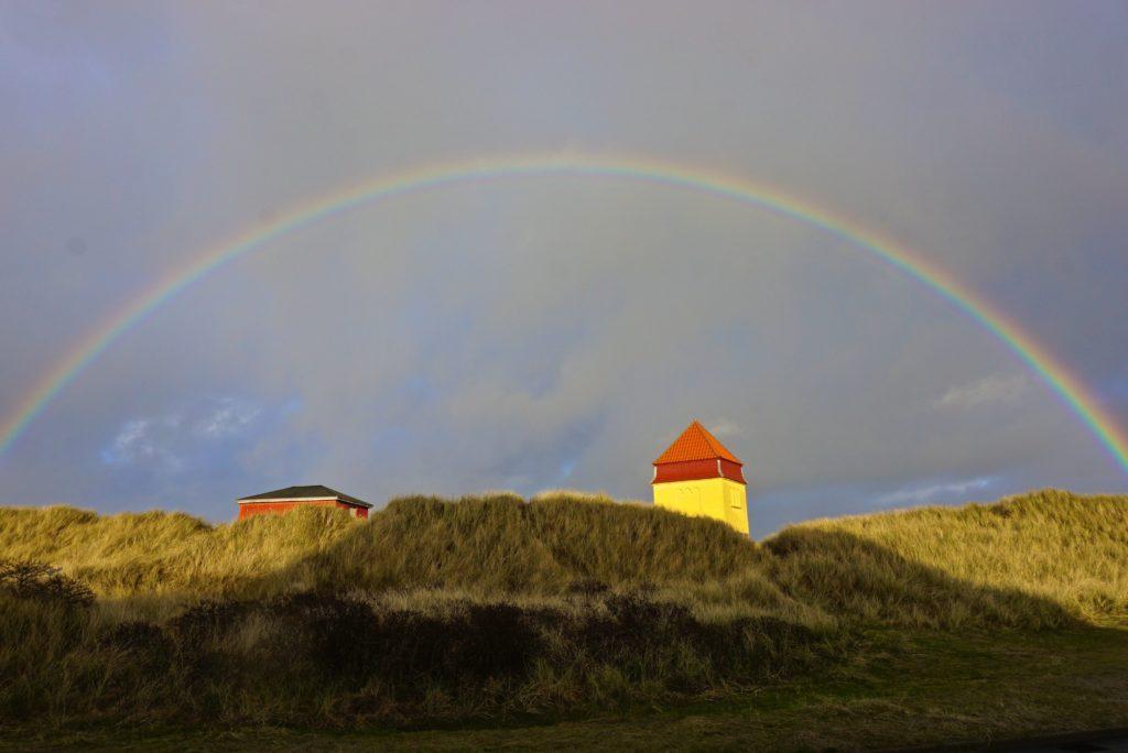 Regenbogen über Dünen_tierisch-in-fahrt.de