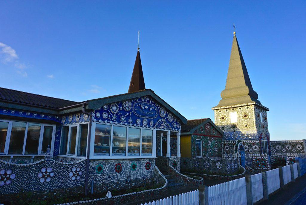 Haus mit Muscheln verziert_tierisch-in-fahrt.de