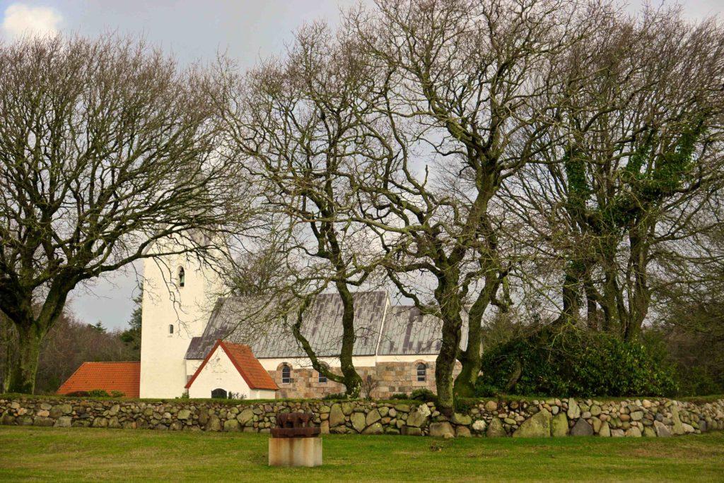 Husby Kirche Dänemark