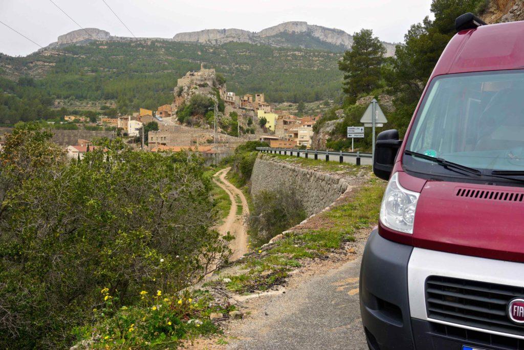 Pratdip in der Serra de Llaberia