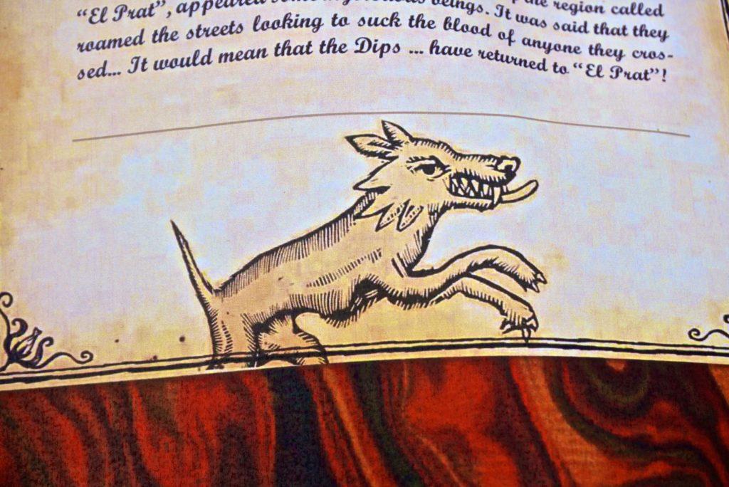 Werwolf in Pratdip