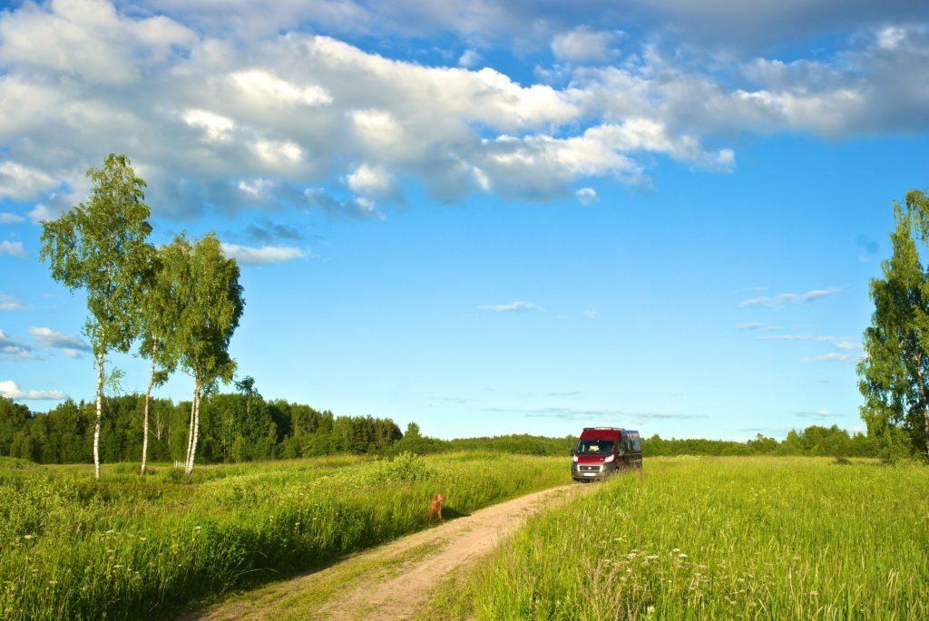 Mit dem Van durch Lettland_tierisch-in-fahrt.de