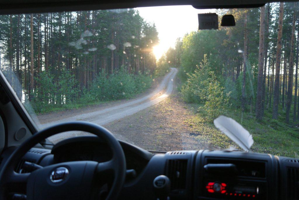 Mit dem Van in Finnland_tierisch-in-fahrt.de
