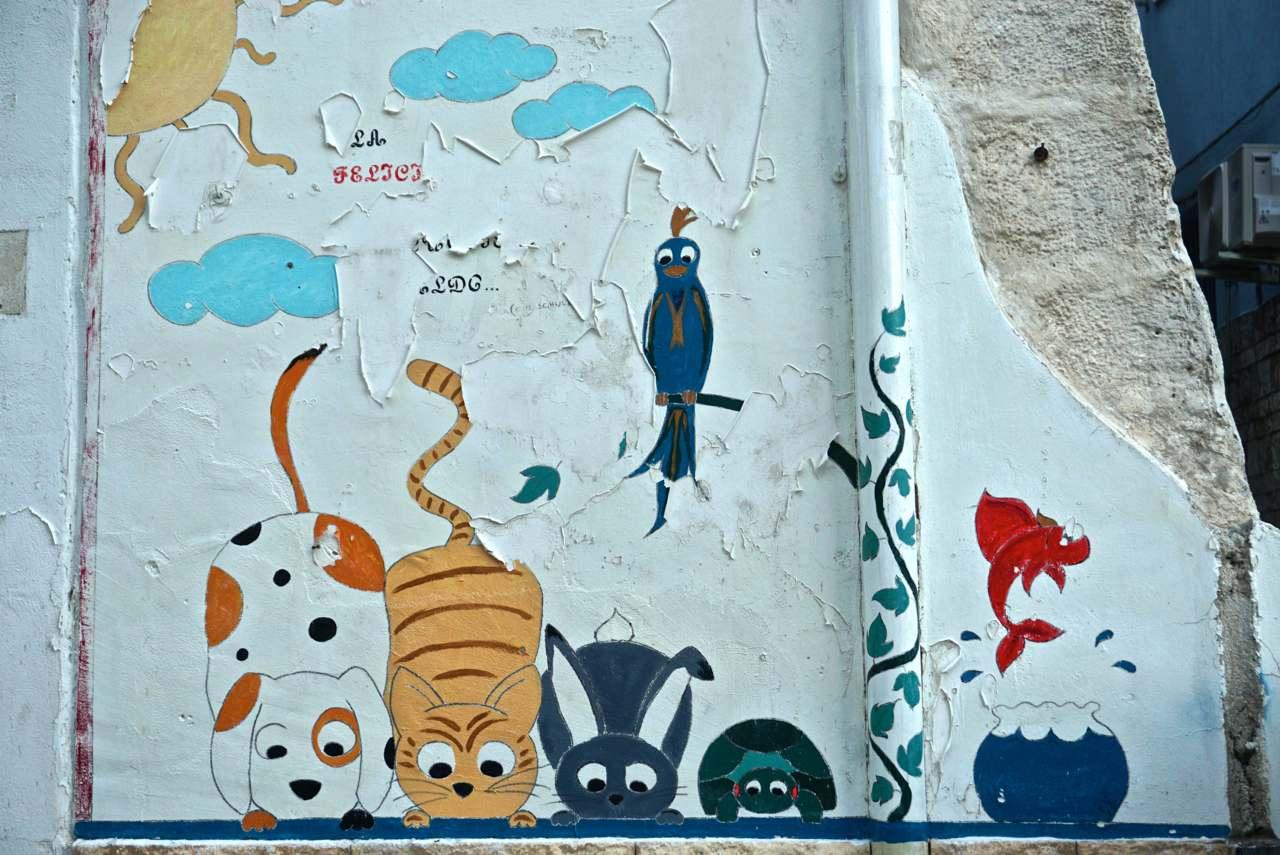 Grafitti mit Tieren_tierisch-in-fahrt.de